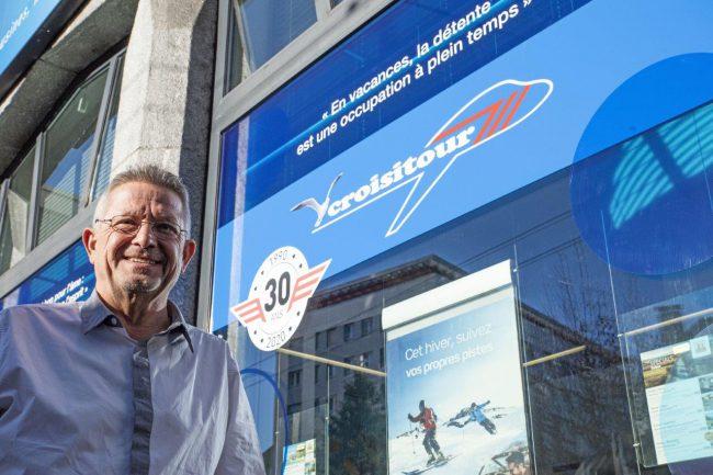 Michel Olivier Ryser, Directeur de Croisitour