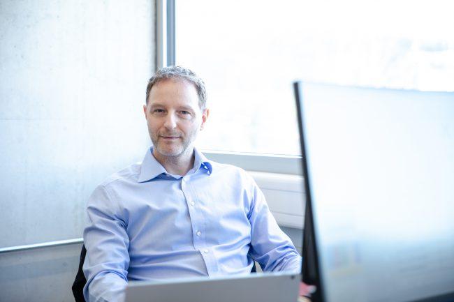 Philippe Kapfer, CEO de NextDay.Vision